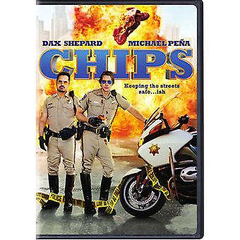 Chips [DVD] USA import