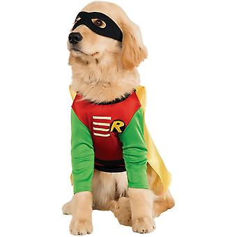 Traje de la mascota de Robin