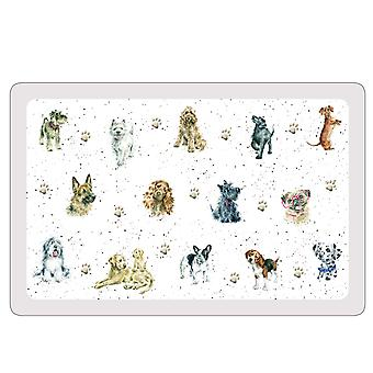 Wrendale Designs Dogs Flexible Placemat