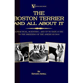 The Boston Terrier And All About It  A Practical Scientific And Up To Date Guide To The Breeding Of The American Dog A Vintage Dog Books Breed Classic by Axtell & Edward