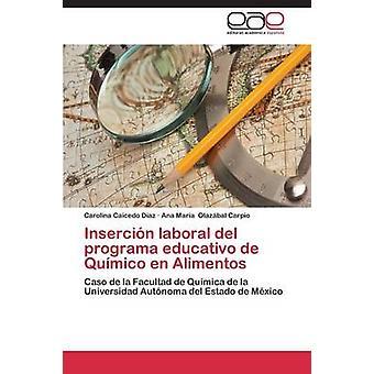 Insercin laboral ・デル・プログラマ educativo ・デ・ Qumico en Alimentos によって Caicedo ・ディアス・カロライナ
