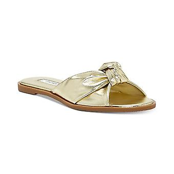 INC International Concepts Womens Guyen Open Toe Special Occasion Slide Sandals