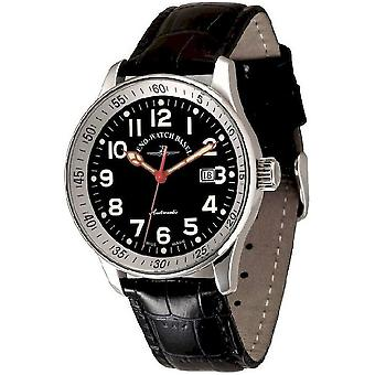 Zeno-Watch Herrenuhr X-Large Pilot Automatic P554-b1