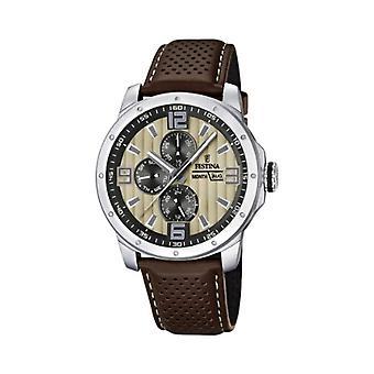 Festina Clock man Ref. F16585/6