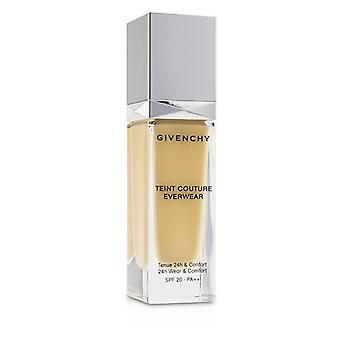 Givenchy Teint Couture Everwear 24h Wear & Comfort Foundation Spf 20 - # Y200 - 30ml/1oz