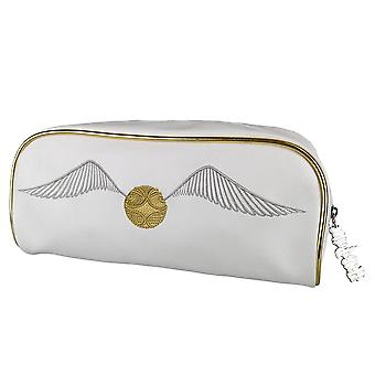 Harry Potter gouden snitch Wash Bag