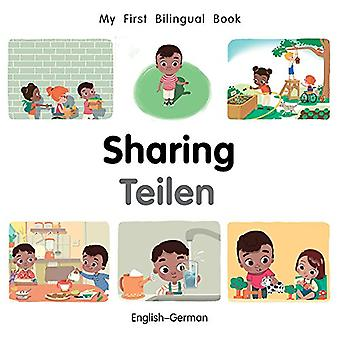 My First Bilingual Book-Sharing (English-German) by Milet Publishing