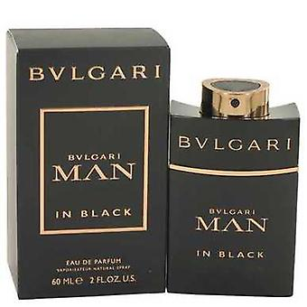 Bvlgari Man In Black By Bvlgari Eau De Parfum Spray 2 Oz (men) V728-530747