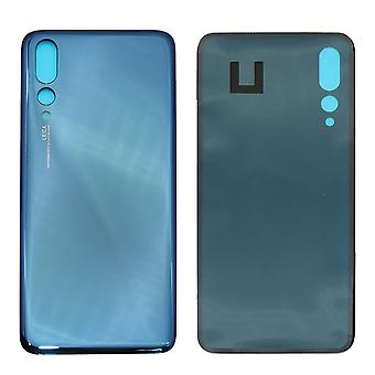 Battery Cover-Rear-compatible with Huawei P20 Pro-Blue