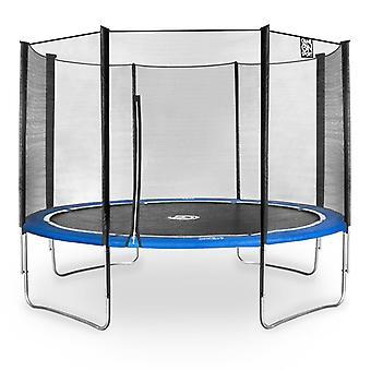 Game On Sport Jumpline Trampoline + Net 366 cm Blauw