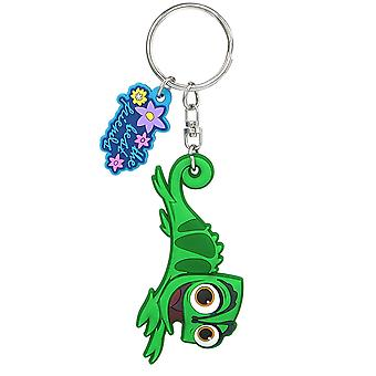 PVC Key Chain - Disney - Tangled Pascal Soft Touch 86148