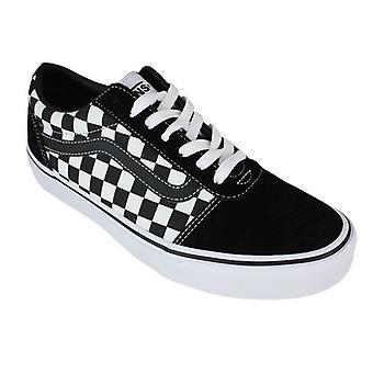 Vans sko Skate varevogne Ward ternet sort/hvid 0000083701_0