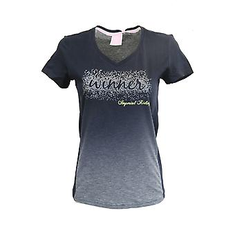 Imperial Riding Easily Womens T-shirt - Navy Blue