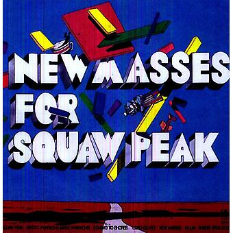 Holiday Shores - New Masses for Squaw Peak [Vinyl] USA import