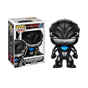 Power Rangers Movie Black Ranger Pop Vinyl Figure