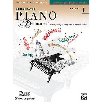 Accelerated Piano Adventures for the Older Beginner - Book 1 - Popular