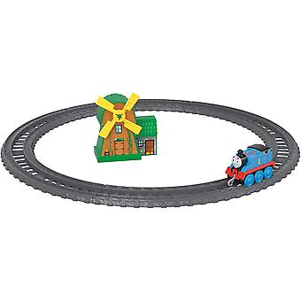 Thomas and Friends GFF09 Track Master Push Along Thomas and the Windmill