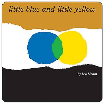 Little Blue and Little Yellow by Leo Lionni - 9780375872907 Book