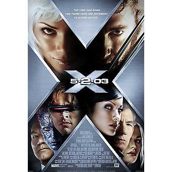 X-Men 2 X2 (Single Sided Regular Style B) Original Cinema Poster