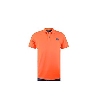 Paul & Shark Paul And Shark Polo Shirt Orange