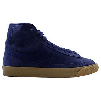 Nike Blazer Mid Binary Blue 895850-404 Grade-School