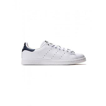 Adidas - Shoes - Sneakers - M20325_StanSmith - Unisex - white,darkblue - UK 5.5
