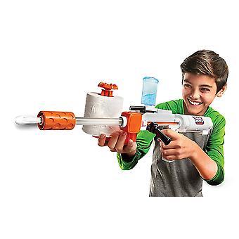 Skid Shot Toilet Paper Blaster Toy