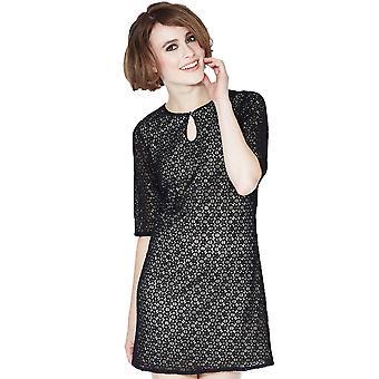 Sugarhill Boutique Amelia Cream Lace Dress