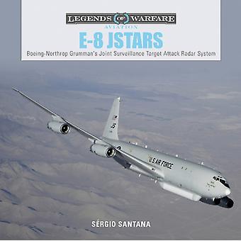 E8 JSTARS Northrop Grummans Joint Surveillance Target Atta by Sergio Santana