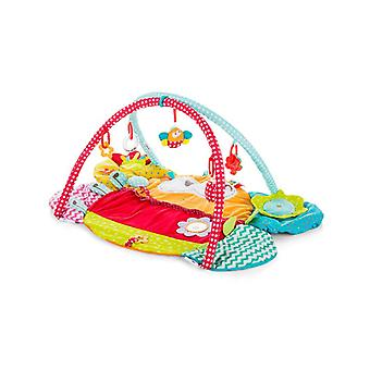 Chipolino play bow butterfly, crawling blanket with removable toy