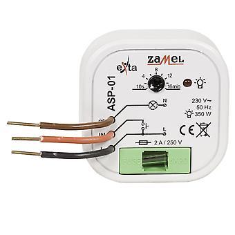 Trap licht Schakelvertraging timer ASP-01 230VAC