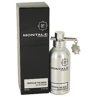 Montale frugter af moskus eau de parfum spray (unisex) af montale 536050 50 ml