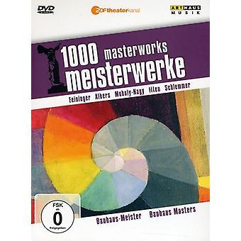 Bauhaus Masters [DVD] USA import