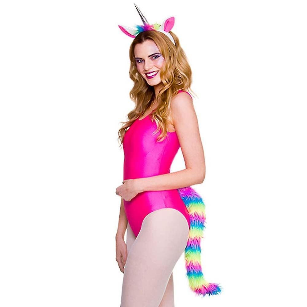 Wicked Costumes Rainbow Unicorn Set