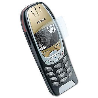 Bruni 2x näytönsuoja yhteensopiva Nokia 6310i suojakalvo
