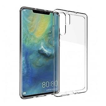 Stuff Certified® Transparent Clear Case Cover Silicone TPU Case Huawei P30 Pro