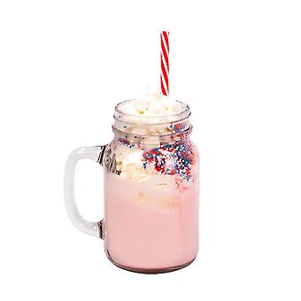 Slush Puppie Freakshake Making Cup and Syrup Gift Set - Cherry