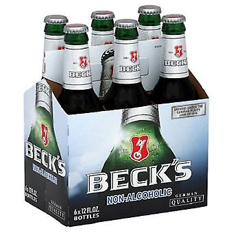 Becks Non Alcoholic Beer-( 330 Ml X 6 Bottles )
