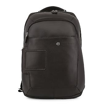 Piquadro Original Men All Year Backpack/Rucksack - Brown Color 32326