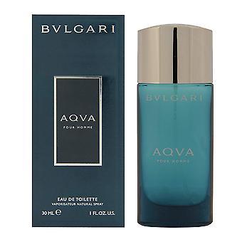Bvlgari Aqva Eau de Toilette Spray 30ml