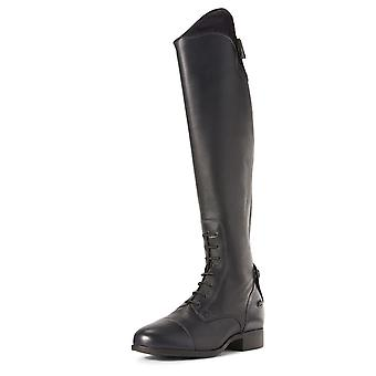 Ariat Heritage Contour Ii Ellipse Womens Field Womens Riding Boot - Marine