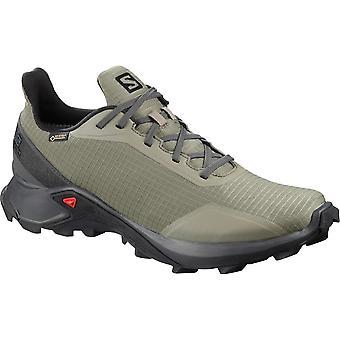 Salomon Alphacross Gtx Goretex 408055 bieganie przez cały rok męskie buty