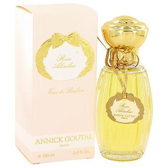 روز Absolue Eau De Parfum Spray بواسطة Annick Goutal 3.4 oz Eau De Parfum Spray
