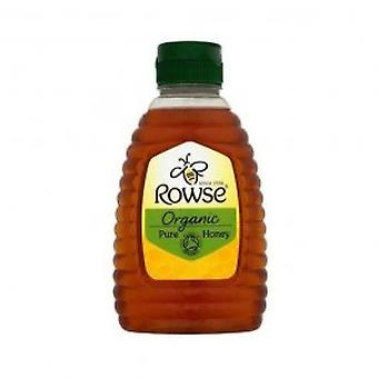 Rowse - Org Squeezy hunajaa 340g