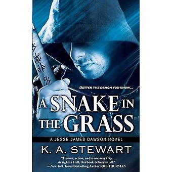 A Snake in the Grass by Stewart & K A