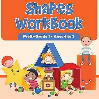 Shapes Workbook   PreKGrade 1  Ages 4 to 7 by Prodigy Wizard