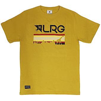 LRG Astro t-paita soturi keltainen