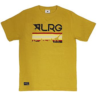 LRG Astro t-shirt guerreiro amarelo