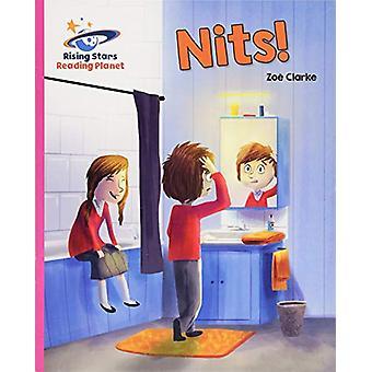 Reading Planet - Nits! - Pink B - Galaxy by Zoe Clarke - 9781510430624