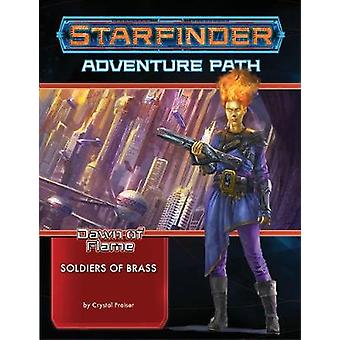 Starfinder Adventure Path - Soldiers of Brass (Dawn of Flame 2 of 6) -